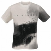 In Flames - Rusted Nail - T-Shirt - altweiß