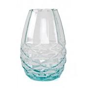 FairForward Vaas 'Diamant' Glas H=19cm