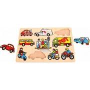 Puzzle - Mijloace de transport