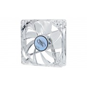 FAN, DeepCool Xfan, 120mm, White LED, 1300rpm (DP-FLED-XFAN120LW)