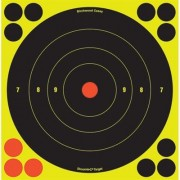 "Birchwood Casey Shoot-N-C Target - 8"""" Bullseye, 30 Pack"