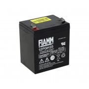 Fiamm 12FGH23 - Acumulator cu plumb 12V/5Ah/faston 6,3mm