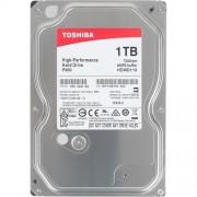 HDD 1TB TOSHIBA HDWD110UZSVA, P300 series, 64MB, 7200 rpm, SATA 3