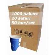 Pahar carton 8oz Lavazza JND bax 1000buc
