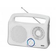 Radiotranzistor AEG TR 4131 beli – Clatronic