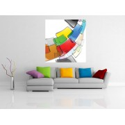 Tablou canvas pattern abstract - cod C65