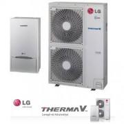 LG HUN1216 Therma-V osztott Split inverteres levegő-víz hőszivattyú 12 KW