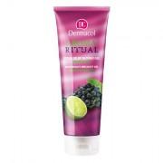Dermacol Aroma Ritual Grape & Lime doccia gel rinfrescante 250 ml donna