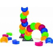 Joc constructie magnetic Arx 2.0 - Fat Brain Toys