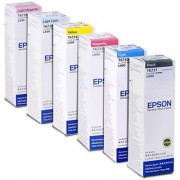 Epson Ink Bottles All ColourSet Of 6 For Epson L800