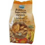 Fructe bio deshidratate - mere chips