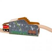 Secret Mine Tunnel Wooden Fits Thomas Brio Chuggington Melissa & Doug Imaginarium Set By Orbrium Toy