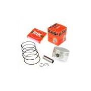 Pistão Kit C/ Anéis Honda Cg150 Titan 3mm - Kmp/Rik