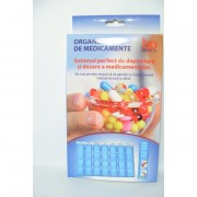 Organizator medicamente 28 casete BP Medical