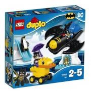 Конструктор LEGO DUPLO Приключения на Бэтмолёте