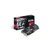 Placa de Video Asus Radeon Rx 580 4GB GDDR5 Dual-RX580-O4G 90YV0AQ0-M0NA00