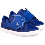 Pantofi Baieti Bibi Agility Mini Albastri-Rechin 29 EU