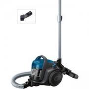 Прахосмукачка Bosch BGS05A220, EasyClean, 700 W, 1.5 л., Телескопична тръба