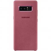 Husa Capac Spate Alcantara Roz SAMSUNG Galaxy Note 8 Samsung