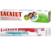 Zdrovit Lacalut Kinder Kids 4-8 ani pasta de dinti + periuta cadou