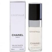 Chanel Cristalle Eau de Toilette para mulheres 100 ml
