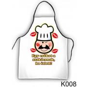 Egy csókot a szakácsnak ha ízlett! 008 - Tréfás kötény