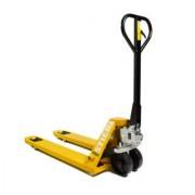 STIER Transpalette STIER,2500 kg, 1150 mm, pneus nylon, jaune