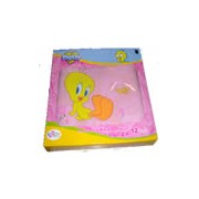 "Tweety Notebook Bag 12"" Colour: Pink, Retail Box"