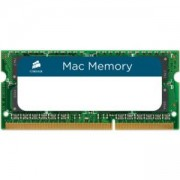 Памет Corsair DDR3L, 1600MHz 8GB (1 x 8GB) 204 SODIMM 1.35V, Apple Qualified, Unbuffered, CMSA8GX3M1A1600C11