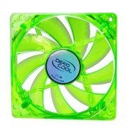 Ventilator Deepcool Xfan 120U G/B Verde