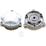 Xisom RO Booster Pump Head White Motor Cap Head for 50 75 100 gpd RO Service Kit