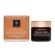 Queen bee creme de noite para todos os tipos de pele 50ml - Apivita