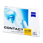 Carl Zeiss Carl Zeiss Contact Day 30 Spheric (6 lentes)
