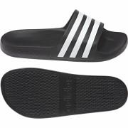 adidas Claquettes noir adidas - 43 OL - Foot Lyon