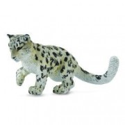 Figurina Pui Leopard de Zapada jucandu-se M Collecta