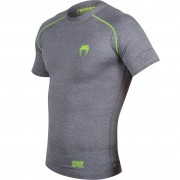 Venum Contender 2.0 Compression T-Shirt Heather Grey S