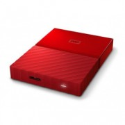 WESTERN DIGITAL eksterni hard disk My Passport red 3TB
