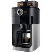Cafetiera Philips Grind Brew HD776900 Recipient Dublu Afisaj LCD Rasnita integrata Negru
