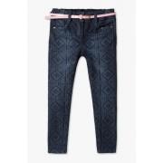 Palomino Skinny Jeans met riem