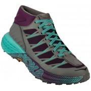 Hoka One One Speedgoat Mid WP Löparskor Dam violett/blå US 6,5 EU 38 2018 Trailskor