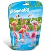 Комплект Плеймобил 6651 - Ято с фламинго, Playmobil, 291202