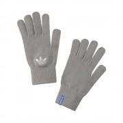 Adidas Guanti unisex Trefoil Gloves Taglia: L Unisex Colore: Grigio M30701