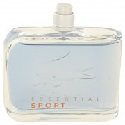 Lacoste Essential Sport Eau De Toilette Spray (Tester) 4.2 oz / 124 mL Fragrances 502491