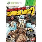 Допълнителен пакет към Borderlands 2 Add On Content Pack, За Xbox 360