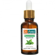 Dr. Axez Pure Natural Spearmint Essential Oil (30ML) Therapeutic Grade Oil For Skin Hair Care Aromatherapy Body Massage