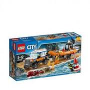 Lego 60165 City Fyrhjulsdrivet utryckningsfordon