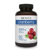 CRANBERRY 400mg 90 Vegetarian Chewable Tablets
