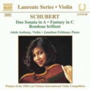 F. Schubert - Music For Violin & Piano (0636943414828) (1 CD)