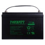 Forbatt Gel Rechargeable Batteries - 12V, 100Ah