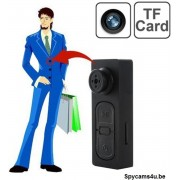 Knoop camera - verborgen camera - spy camera - spy cam